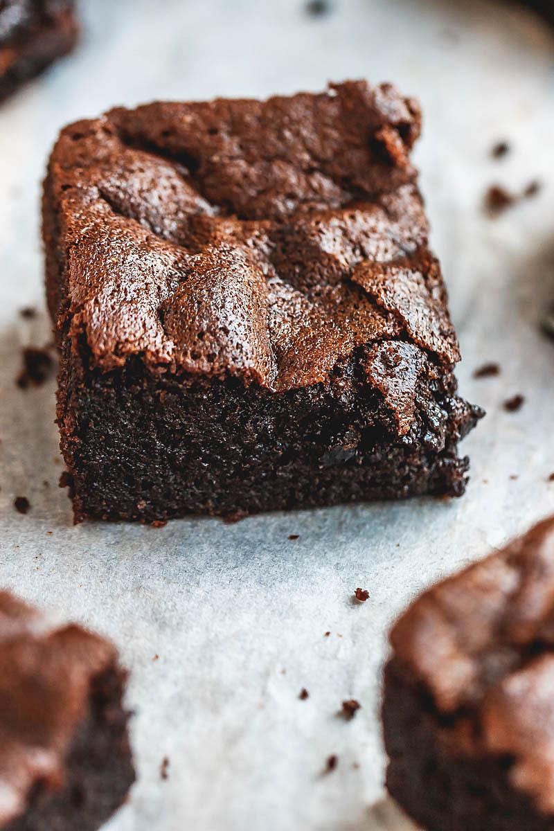Easy Keto Brownies  Super Fudgy Low Carb Keto Brownies Recipe – Best Keto