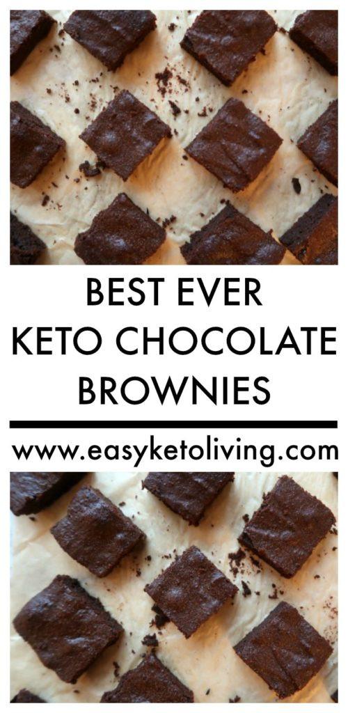 Easy Keto Brownies  Easy Keto Brownies Recipe How To Make Simple Low Carb