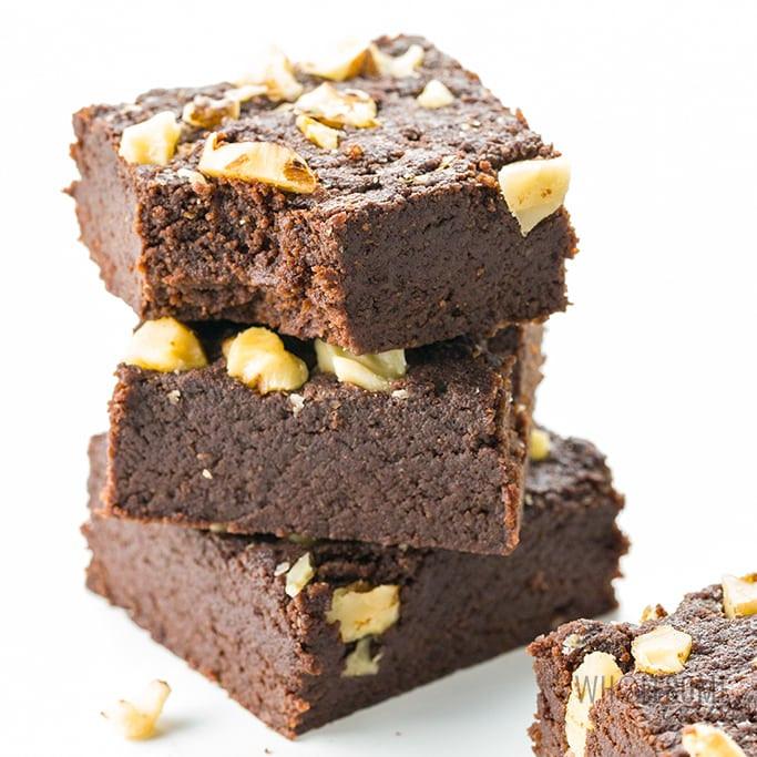 Easy Keto Brownies  The Best Fudgy KETO Brownies Recipe VIDEO