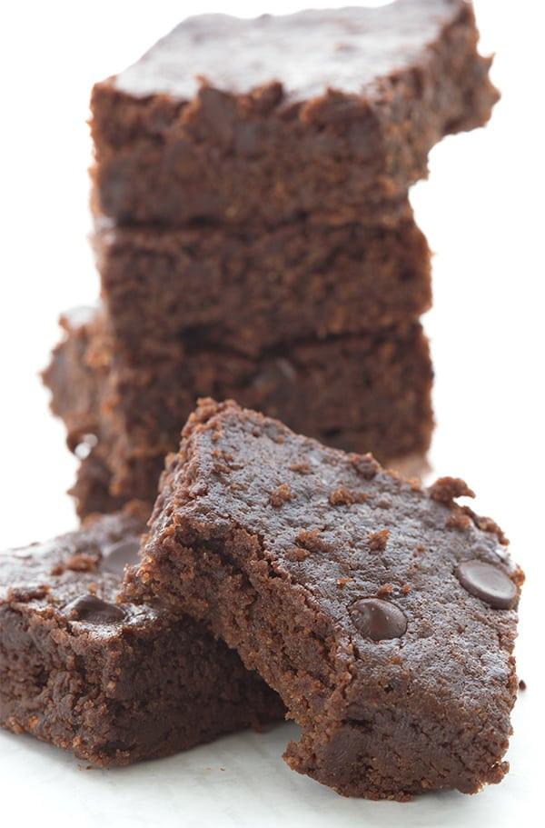 Easy Keto Brownies  Fudgy Keto Brownies Recipe