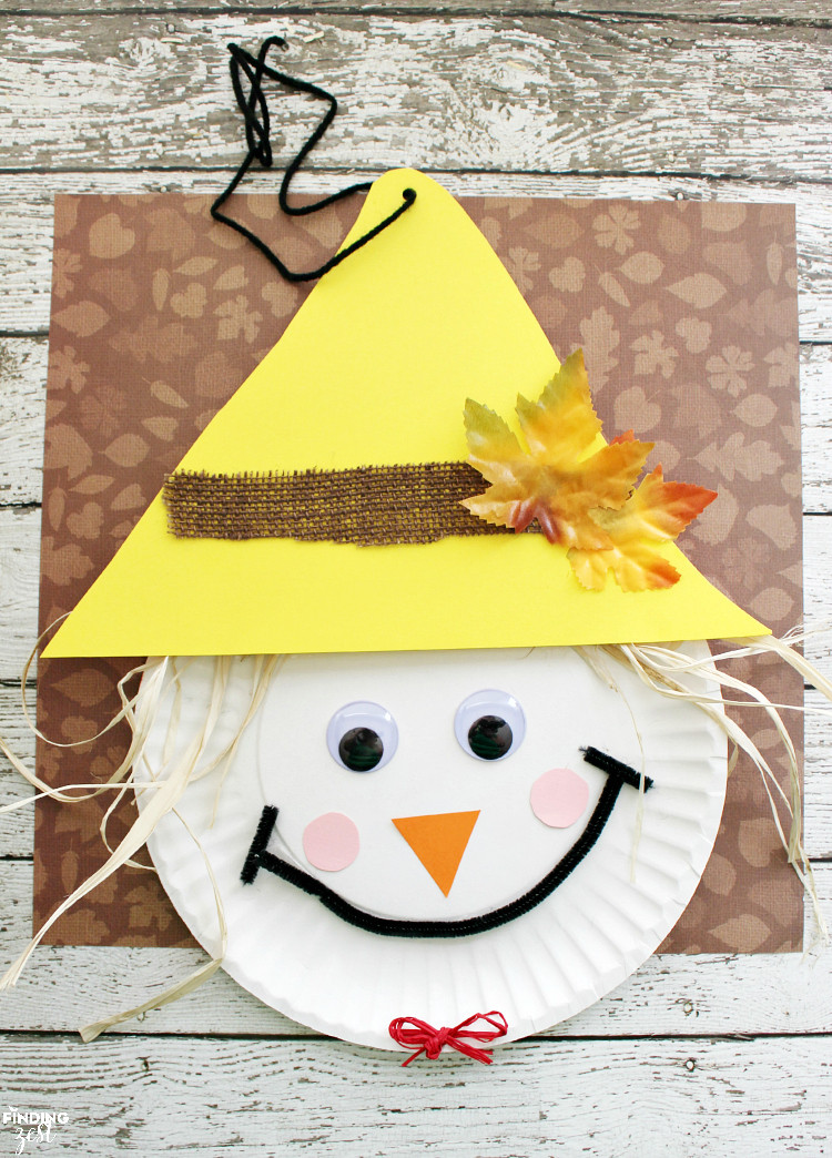 Easy Projects For Preschoolers  Over 23 Adorable and Easy Fall Crafts that Preschoolers