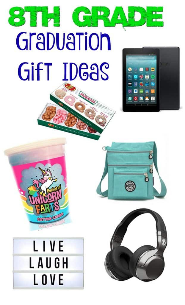 Eighth Grade Graduation Gift Ideas  Practical Graduation Gift Ideas for ALL Ages & Graduate