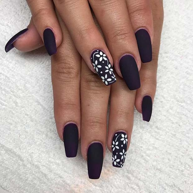 Fall Matte Nail Colors  11 More Must Have Matte Nail Designs for Fall crazyforus