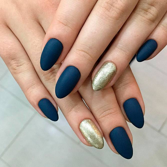 Fall Matte Nail Colors  27 Matte Nails Designs To Meet This Fall
