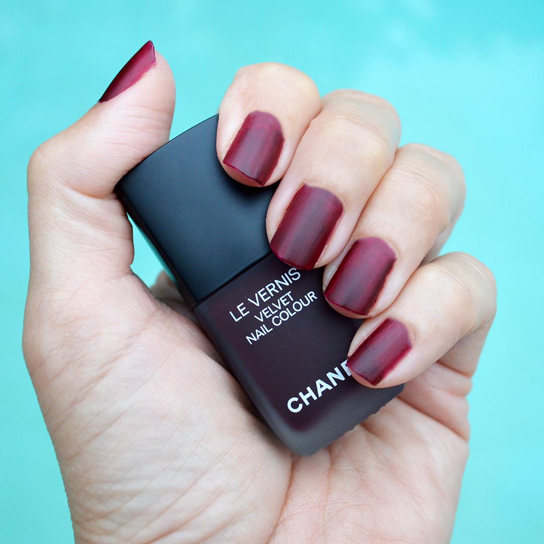 Fall Matte Nail Colors  Chanel nail polish fall 2018 review – Bay Area Fashionista