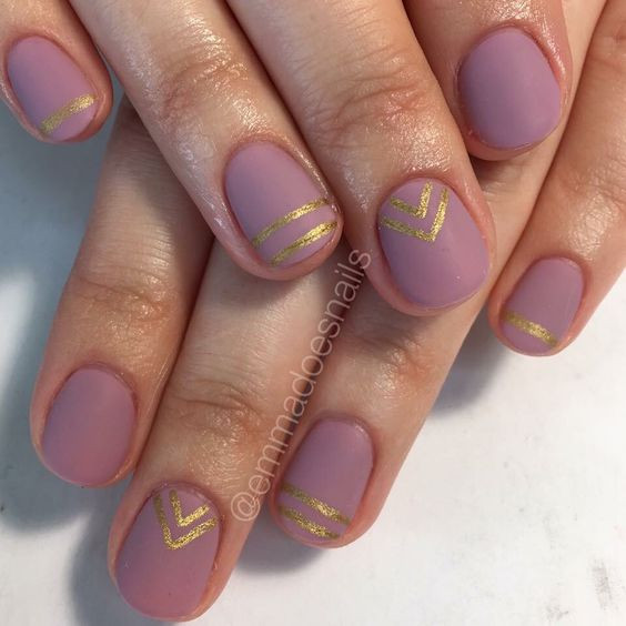Fall Matte Nail Colors  55 Fall Matte Nail Colors to Try This Year Koees Blog