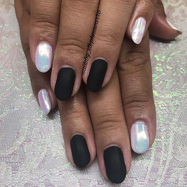 Fall Matte Nail Colors  12 Must Have Matte Nail Designs for Fall crazyforus