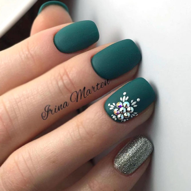 Fall Matte Nail Colors  20 Matte Nails Designs To Meet This Fall