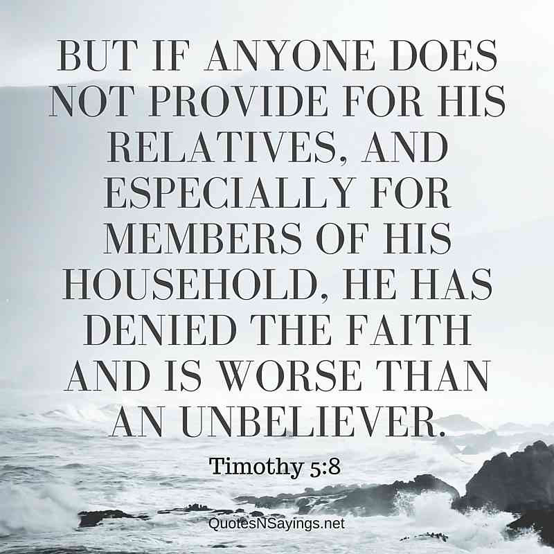 Family Bible Quotes  Bible Verses About Family