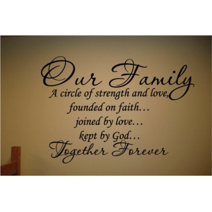Family Bible Quotes  BIBLE QUOTES ABOUT FAMILY UNITY image quotes at relatably