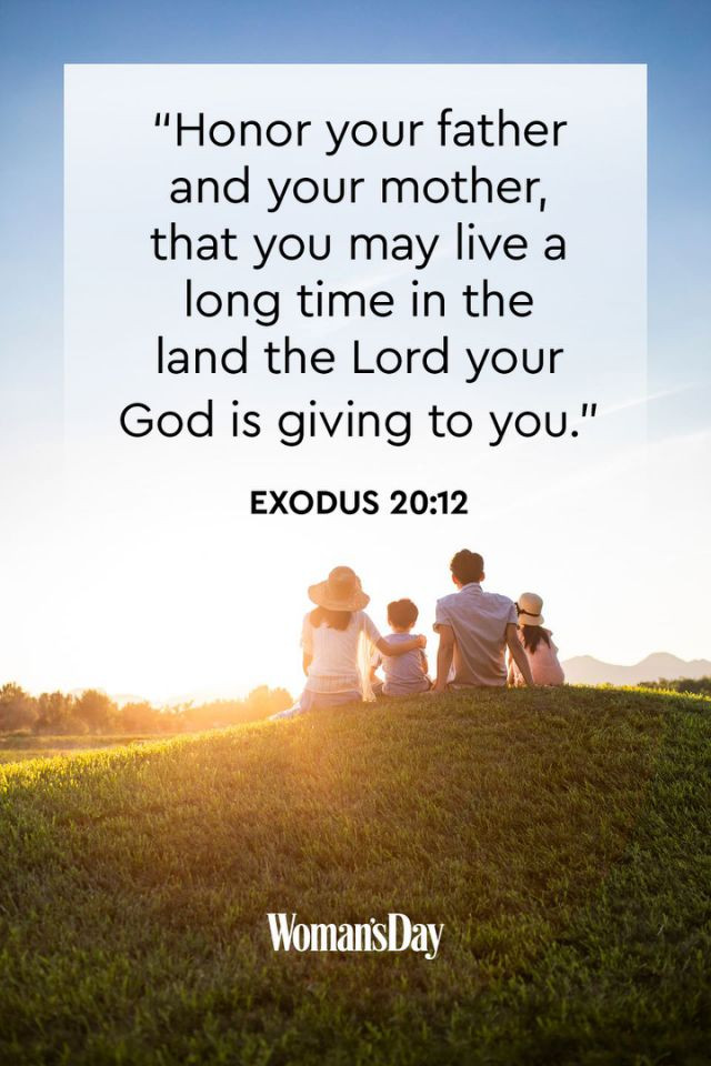 Family Bible Quotes  Heartwarming Bible Verses About Family To Remind You of
