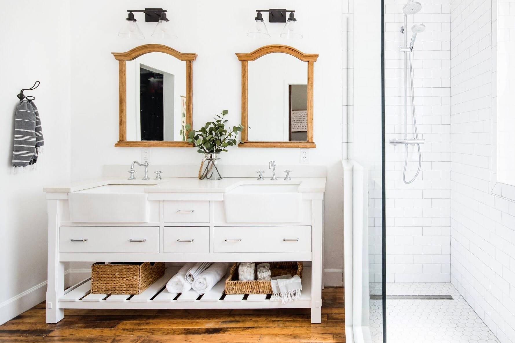 Farmhouse Bathroom Sink  Farmhouse Sinks for the Bathroom