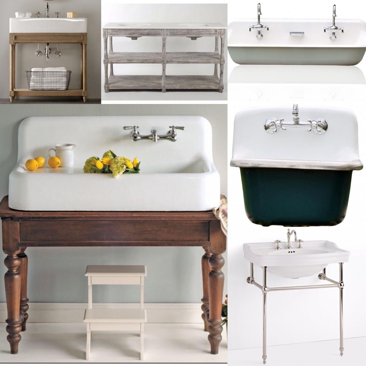 Farmhouse Bathroom Sink  Farmhouse Bathroom Sinks – Bir Farm
