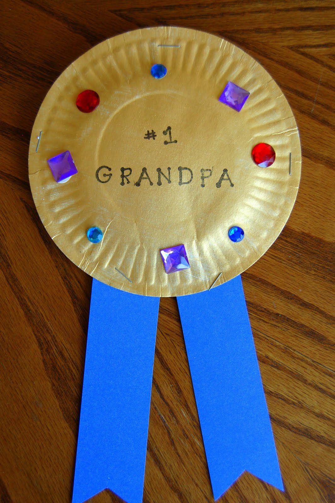Father'S Day Craft Ideas For Preschoolers  Grandparent s Day Craft