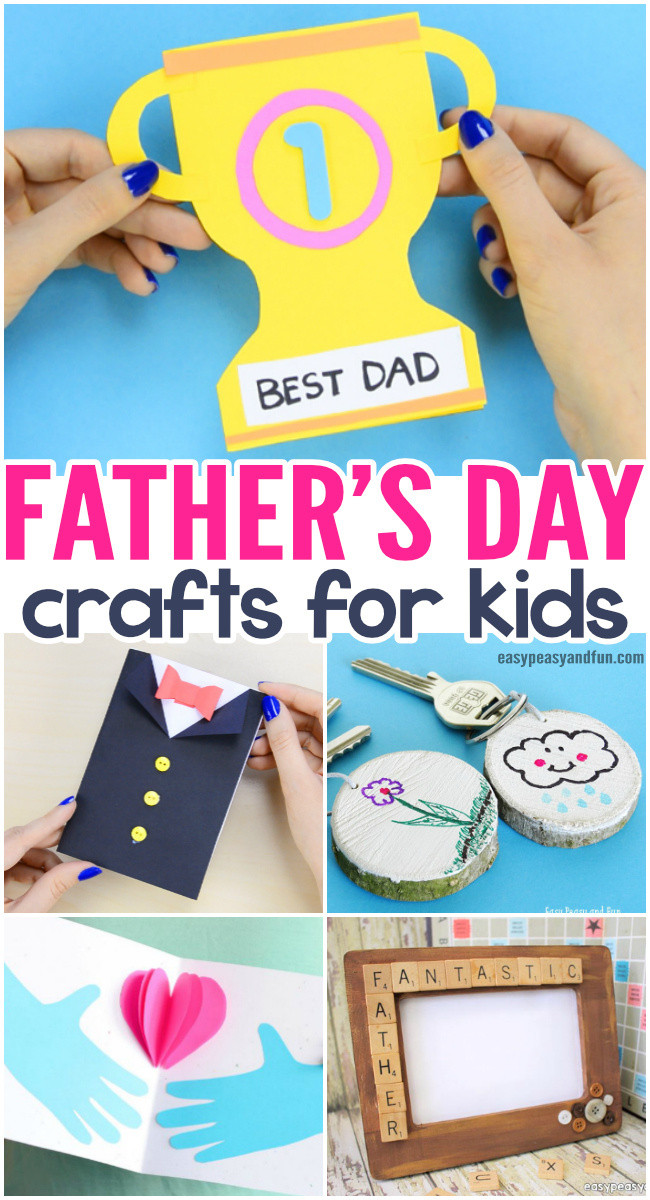Father'S Day Craft Ideas For Preschoolers  Fathers Day Crafts Cards Art and Craft Ideas for Kids
