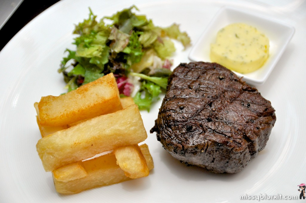 Filet Mignon Side Dishes  Dinner with Red Army Watches
