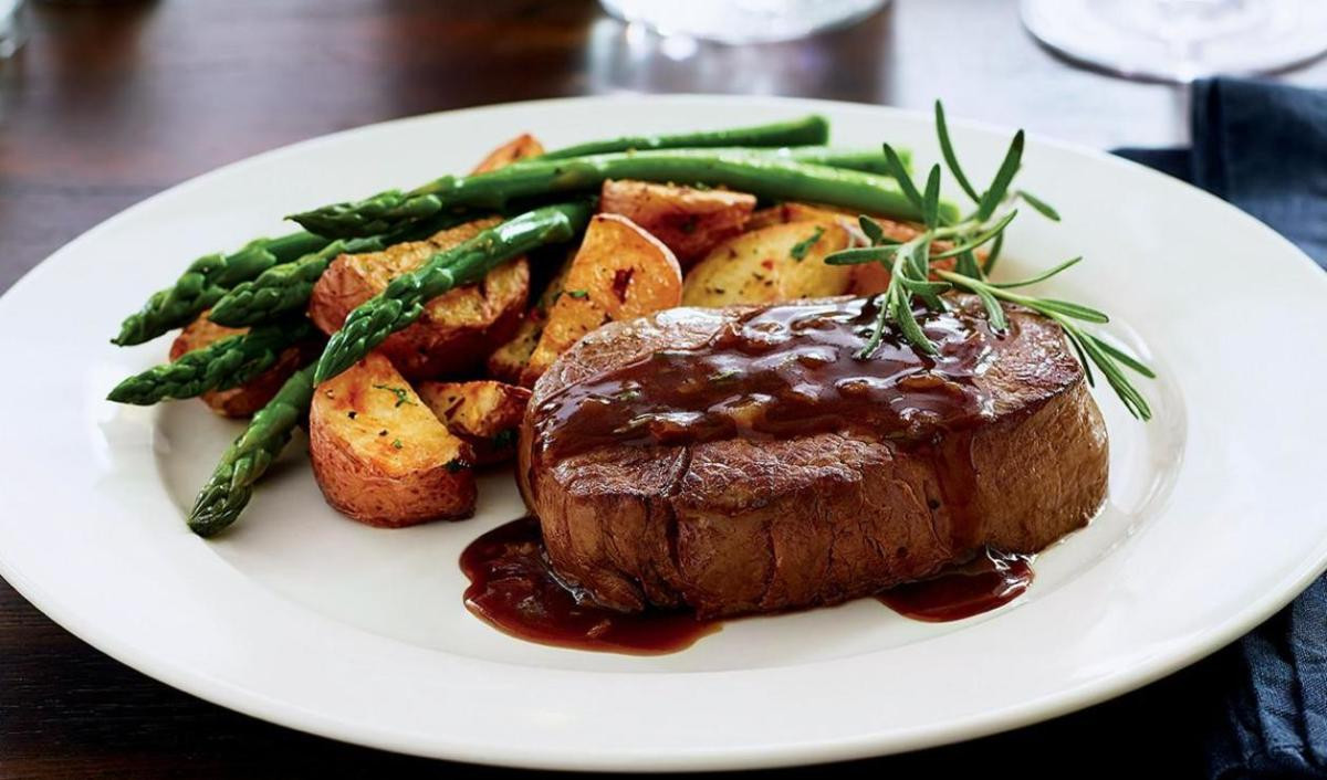 Filet Mignon Side Dishes  Filet Mignon Side Dishes Salads Potatoes and Ve ables