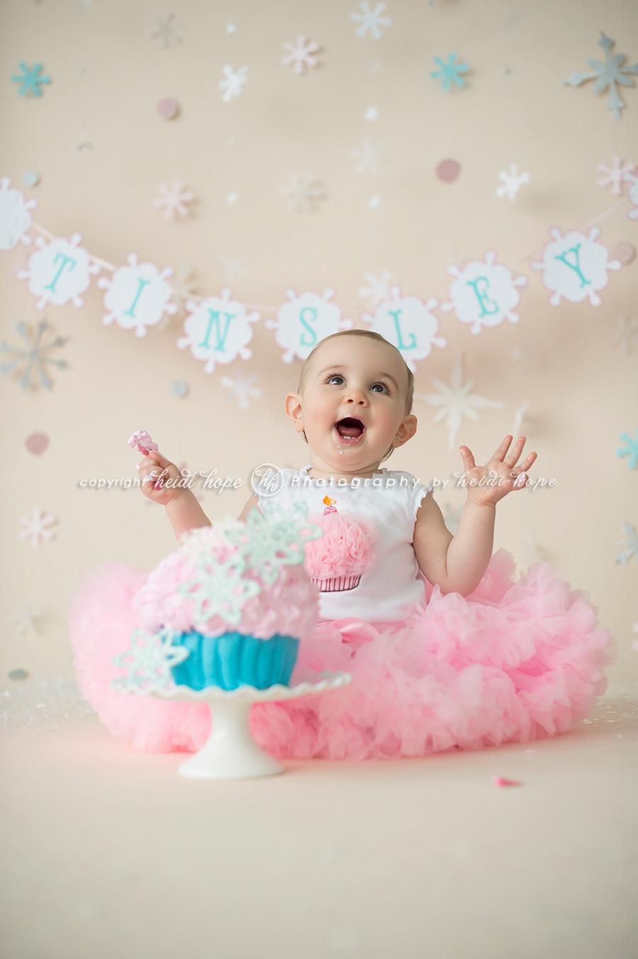 First Birthday Cake Smash  Girl Smash Cake Ideas