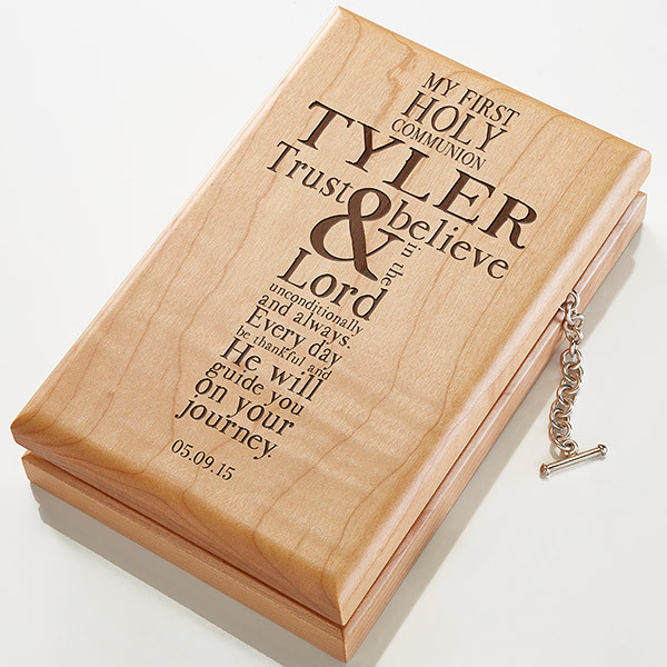 First Communion Gift Ideas Boys  New First munion Gifts With A Personalization Option