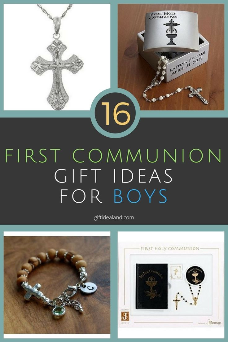 First Communion Gift Ideas Boys  30 Unique First munion Gift Ideas For Boys