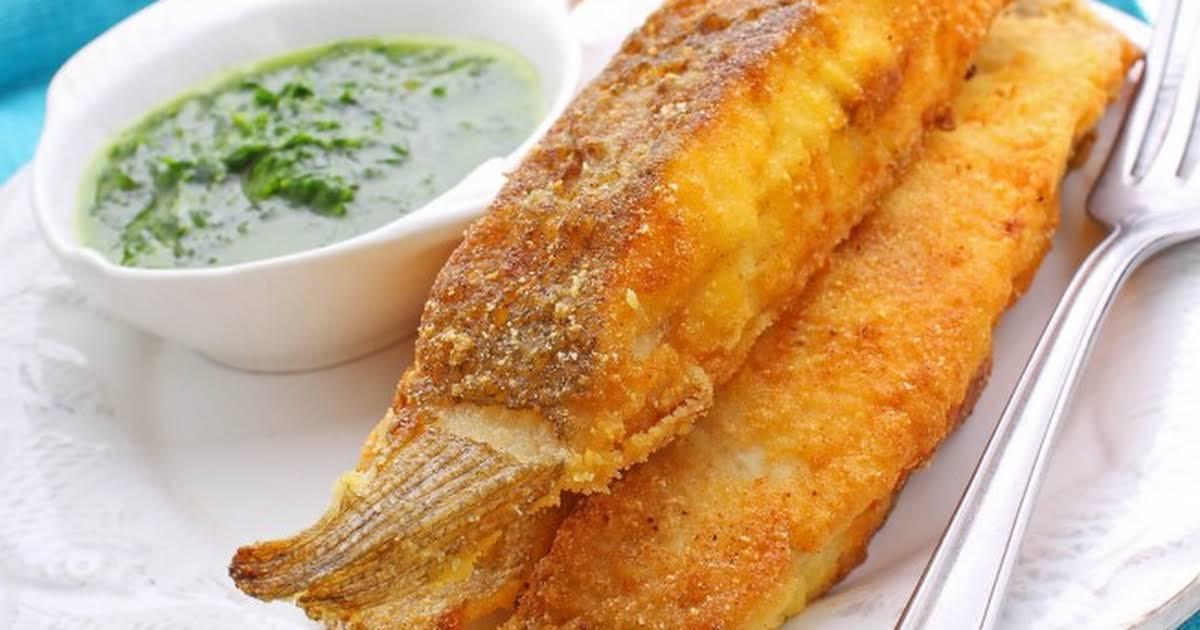 Fish Breading Recipes  10 Best Cornmeal Fish Batter Recipes