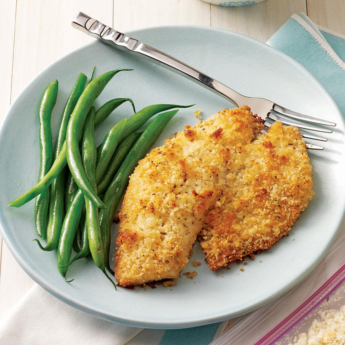 Fish Breading Recipes  Breaded Baked Tilapia Recipe