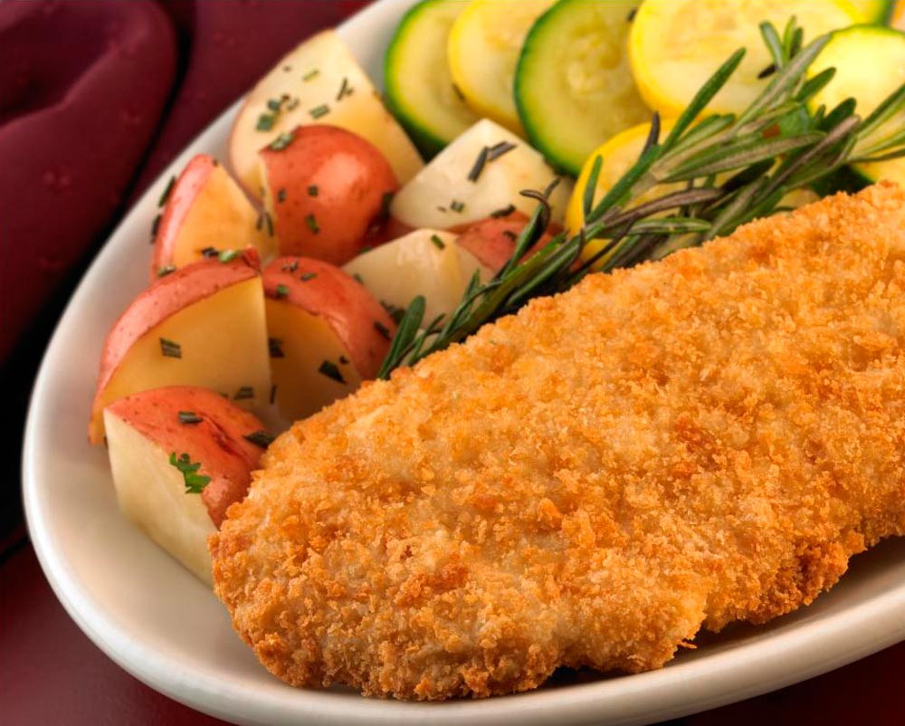 Fish Breading Recipes  Oven Ready Breaded Fish Trans Global Products Inc Trans