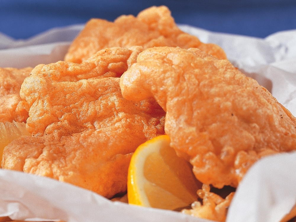 Fish Breading Recipes  Batter Fried Fish