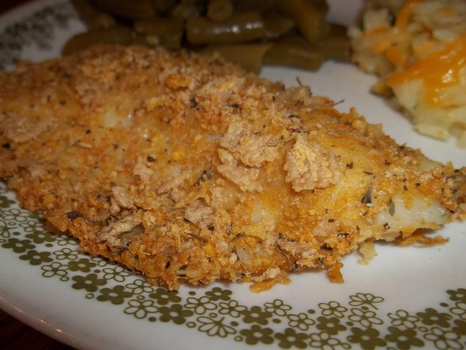 Fish Breading Recipes  Karissa s Gluten Free Recipes Breaded Baked Fish