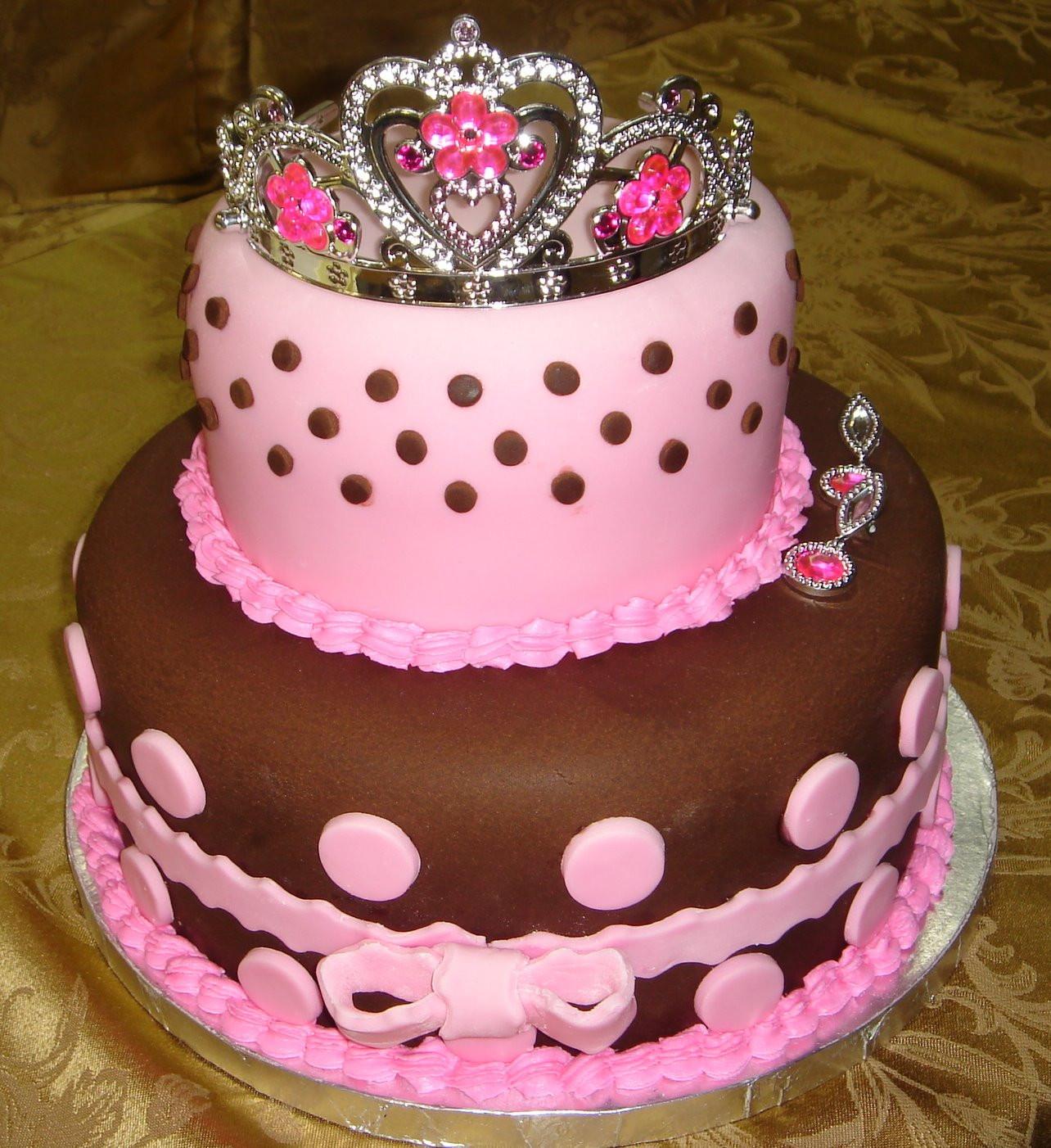 Fondant Birthday Cakes  cake birthday kids fondant buttercream princess castle