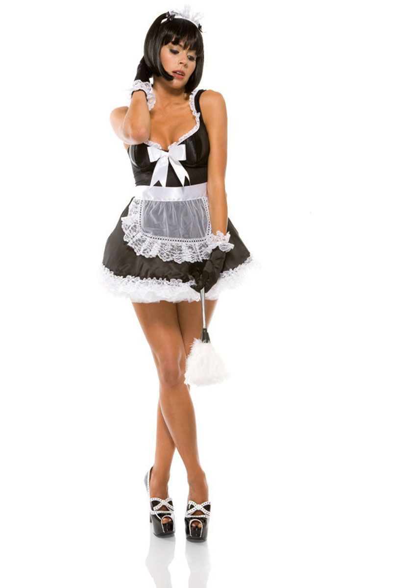 French Maid Costume DIY  Pin on Costumes