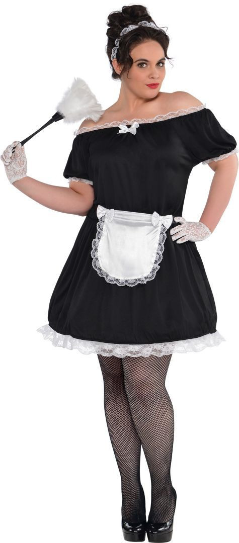 French Maid Costume DIY  The top 35 Ideas About Diy Maid Costume Home Inspiration