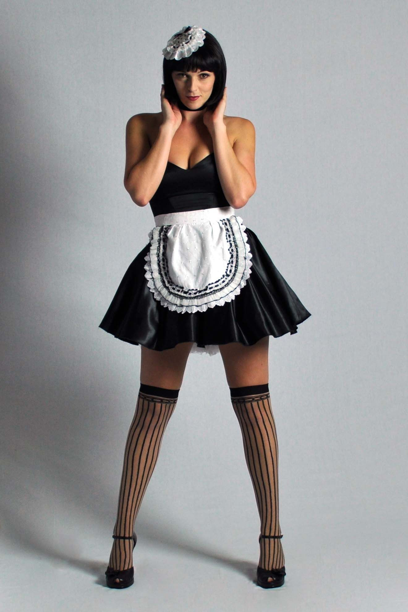 French Maid Costume DIY  French Maid Costume The Costume Shop Melbourne
