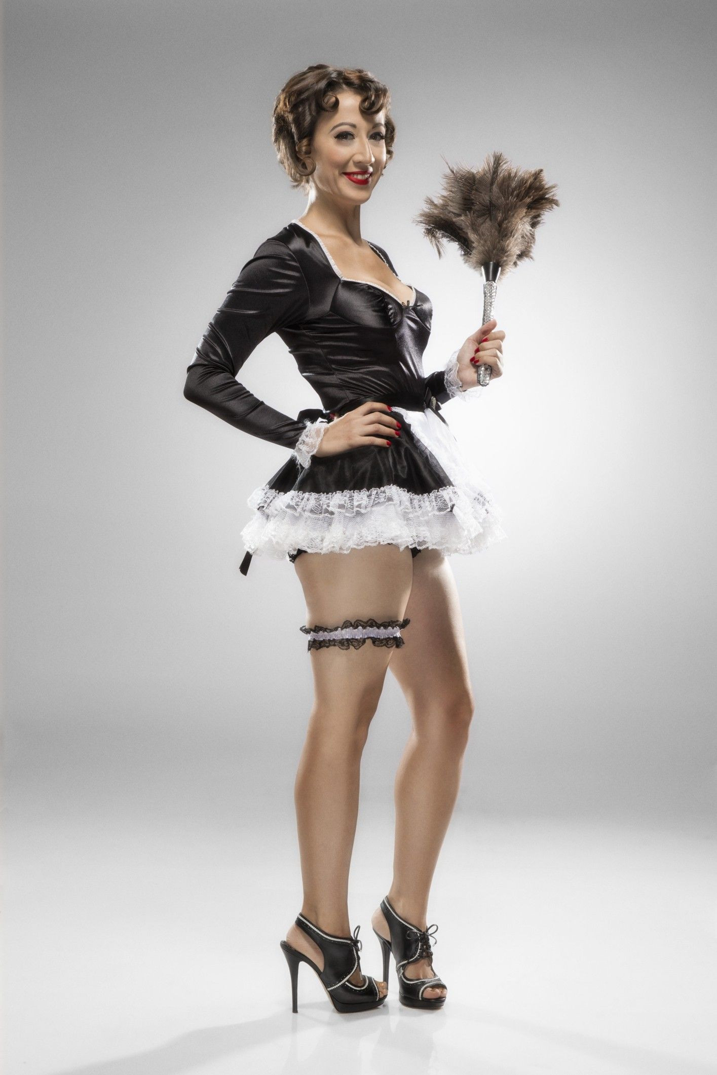 French Maid Costume DIY  Pin em Halloween