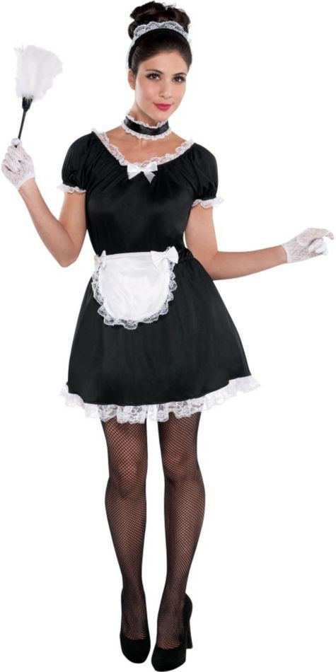 French Maid Costume DIY  55 best Babette images on Pinterest