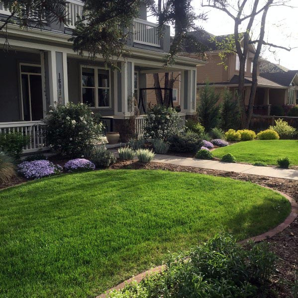 Front Yard Landscape Picture  Top 70 Best Front Yard Landscaping Ideas Outdoor Designs