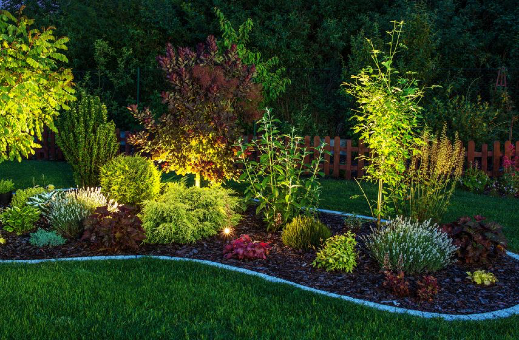 Front Yard Landscape Picture  Front Yard Landscaping Ideas