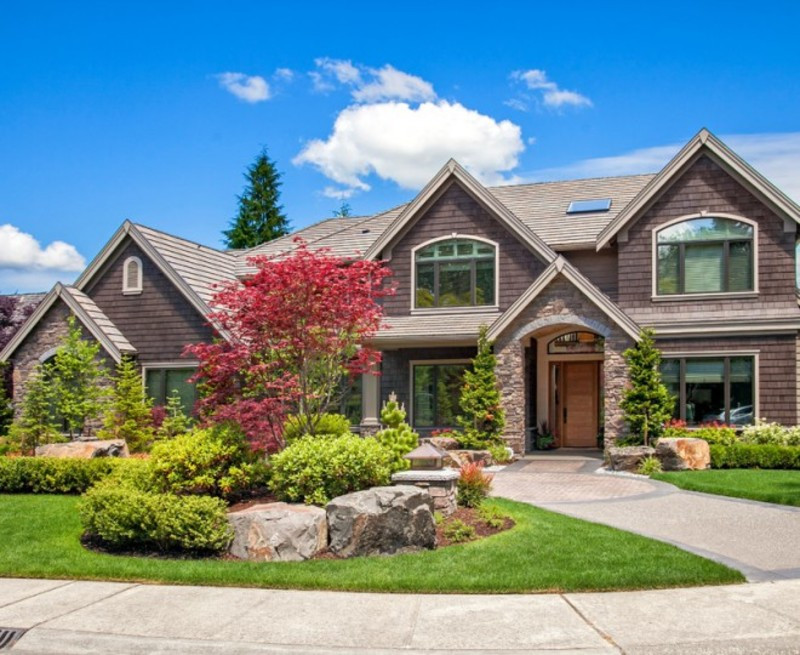 Front Yard Landscape Picture  31 Amazing Front Yard Landscaping Designs and Ideas