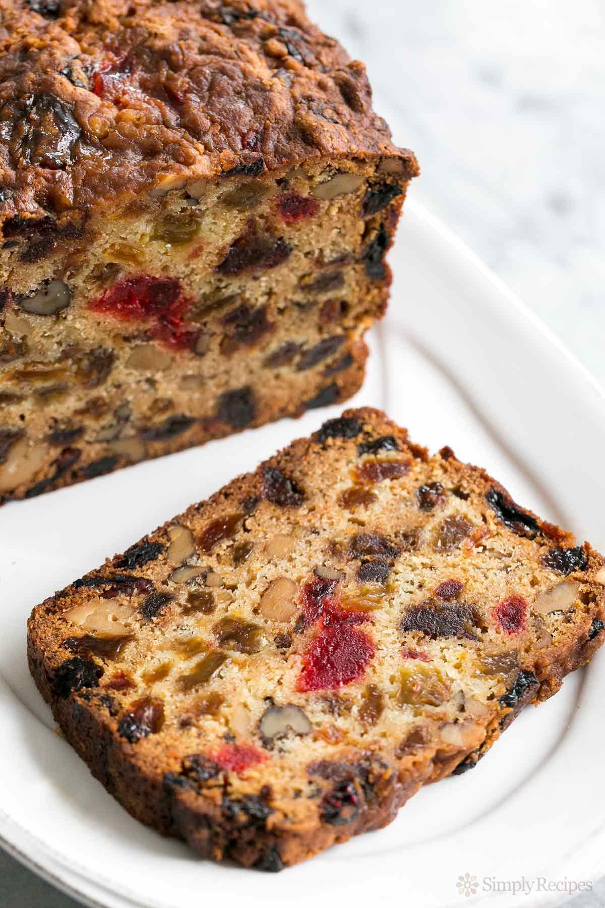 Fruit Cake Recipe Easy  Our Favorite Holiday Fruitcake Recipe