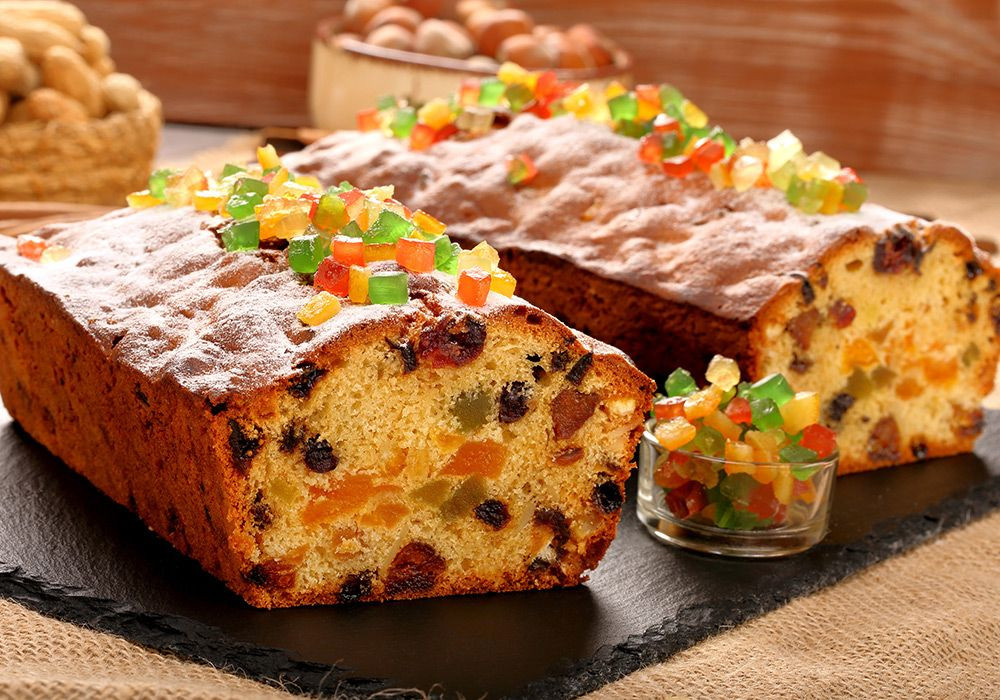 Fruit Cake Recipe Easy  Quick and Easy Fruit Cake Recipe at Home
