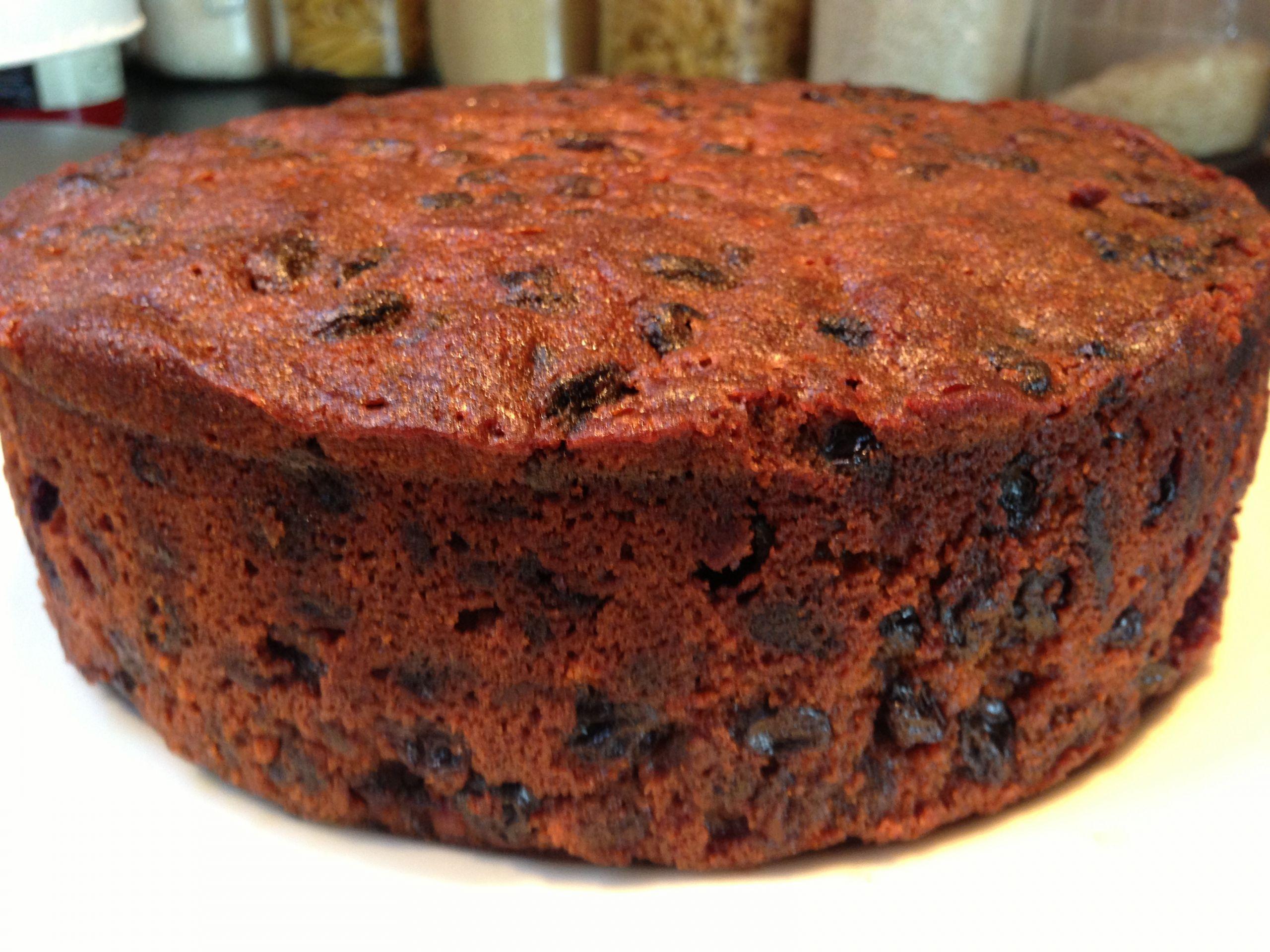 Fruit Cake Recipe Easy  easy moist fruit cake recipe