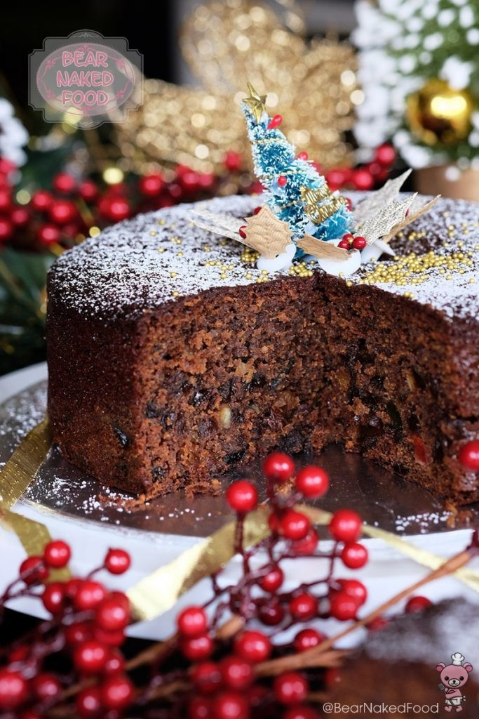 Fruit Cake Recipe Easy  Quick and Easy Christmas Fruit Cake