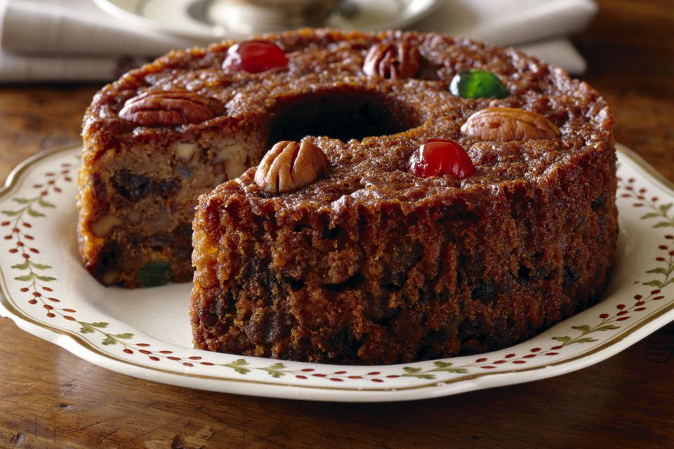 Fruit Cake Recipe Easy  Easy Fruitcake made with Spice Cake Mix Recipe