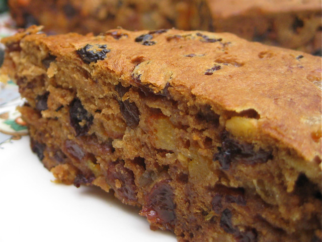 Fruit Cake Recipe Easy  Easy Peasy Healthy Fruit Cake Recipe by The CookEat