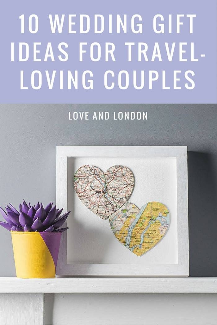 Fun Gift Ideas For Couples  10 Wedding Gift Ideas for Your Favourite Travel Loving