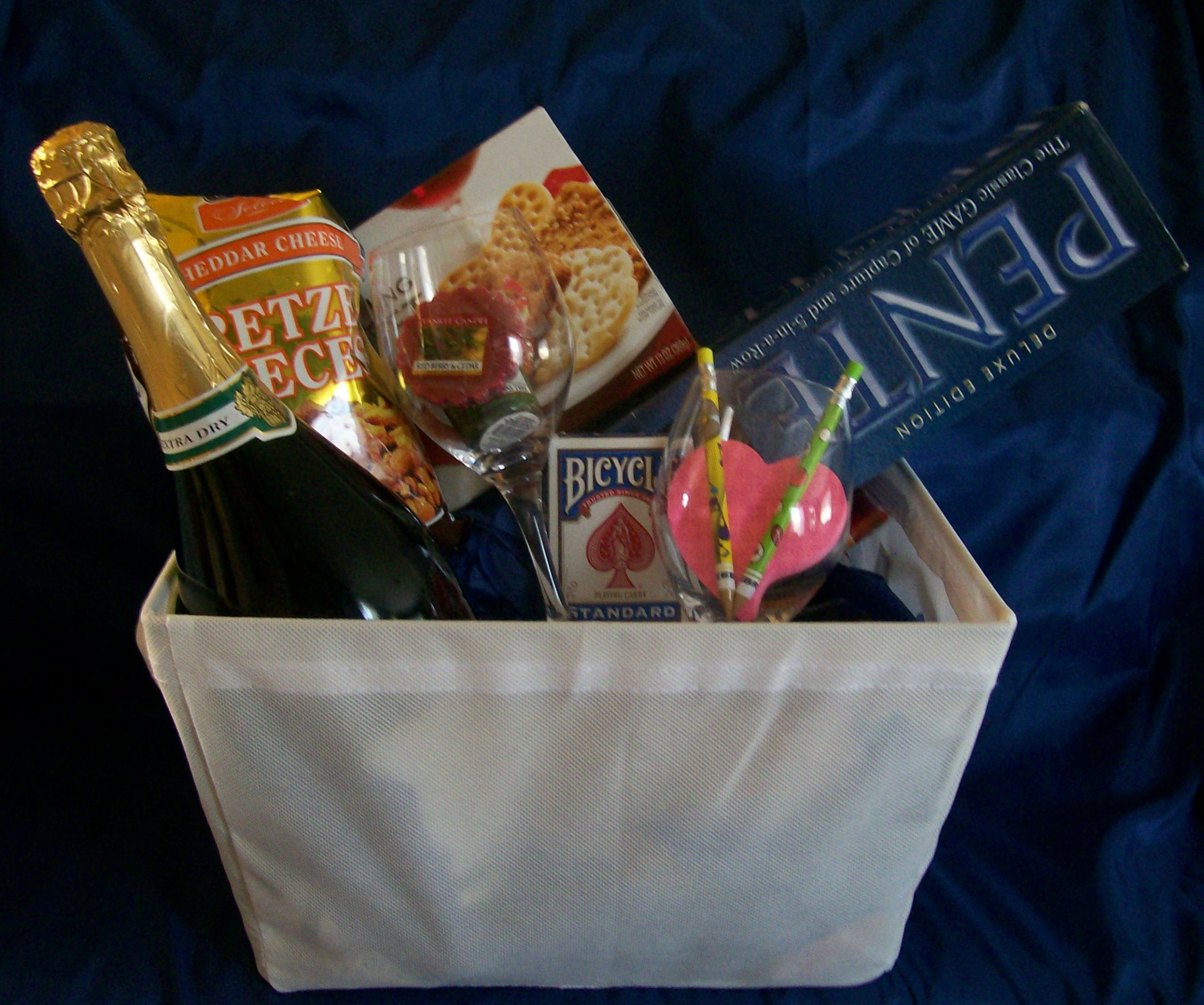 Fun Gift Ideas For Couples  Game Gift Basket Ideas for a Couple – All About Fun and Games