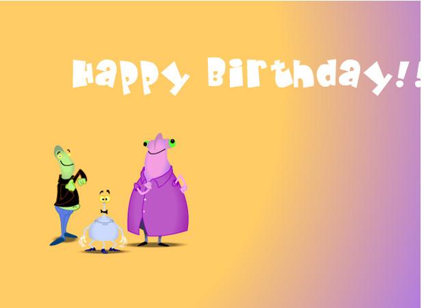 Funny Singing Birthday Cards  Funny singing happy birthday ecards free