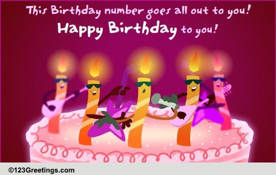 Funny Singing Birthday Cards  A Singing Birthday Wish Free Songs eCards Greeting Cards