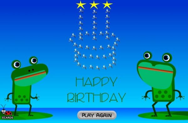 Funny Singing Birthday Cards  Featured Content on Myspace