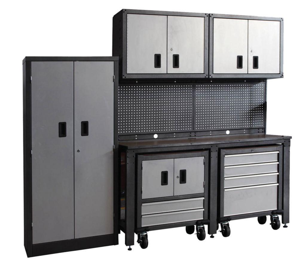 Garage Organization Home Depot  Garage Organization & Storage